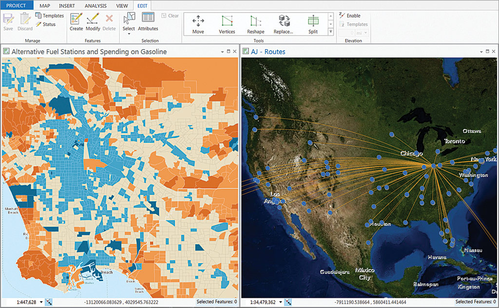 Arcgis Pro Helps You Get Work Done Faster Arcuser