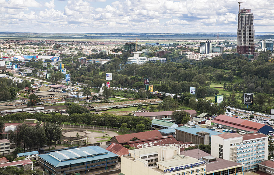 Kenyatta University Quickly Becomes a Center of GIS Excellence in
