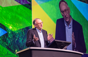 Esri President Jack Dangermond will talk about the important work Esri software users do.