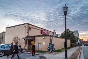 RCA Victor Studio B, seen here in this photograph by Rick Smith, is open for tours in Nashville.