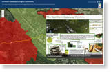 Students Study Pipeline with ArcGIS Online