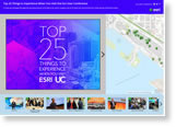Top 25 Esri UC Experiences