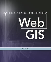 Getting to Know Web GIS shows readers how to build web GIS applications step-by-step using Esri technology.