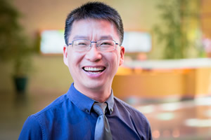 Author Pinde Fu works at Esri.