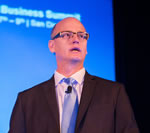 Simon Thompson from Esri will return as emcee of the summit.