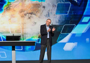 Esri Business Summit attendees will have the opportunity to hear Esri president Jack Dangermond's thoughts about where GIS will go next.