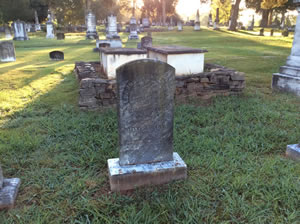 The City of Marietta, Georgia, turned to GIS when it wanted to improve the grave marker data from its local cemetery and highlight the lives of those buried there.