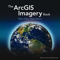 <em>The ArcGIS Imagery Book: New View New Vision</em> is a perfect read for people interested in learning more about working with imagery in a GIS.