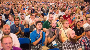 More than 16,000 people attended this year's Esri UC.