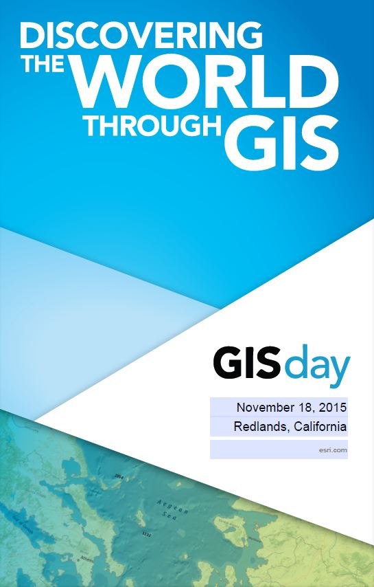 ArcWatch | Have a Great GIS Day