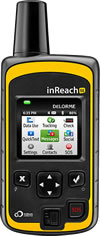The DeLorme inReach devices were inside ambulances and security and fire vehicles.