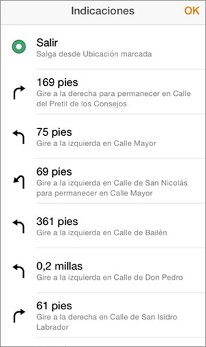 Navigator for ArcGIS has been localized in Spanish.