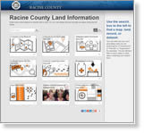 Web GIS Apps for Land Records