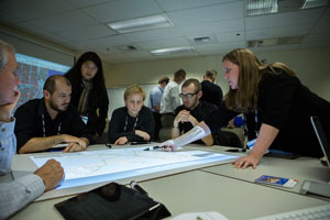 This year's Geodesign Summit will offer preconference training and workshops.
