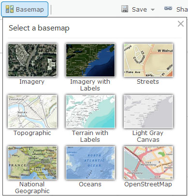 Customize Your Basemap In Arcgis Online Arcwatch