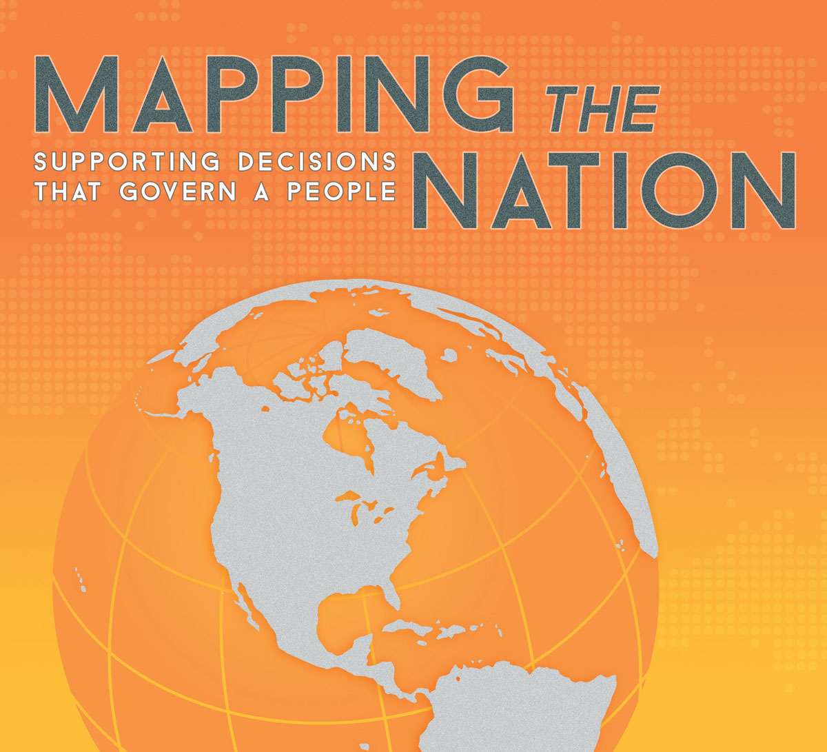 This new map book includes 125 full-color maps produced by more than 30 federal government agencies.