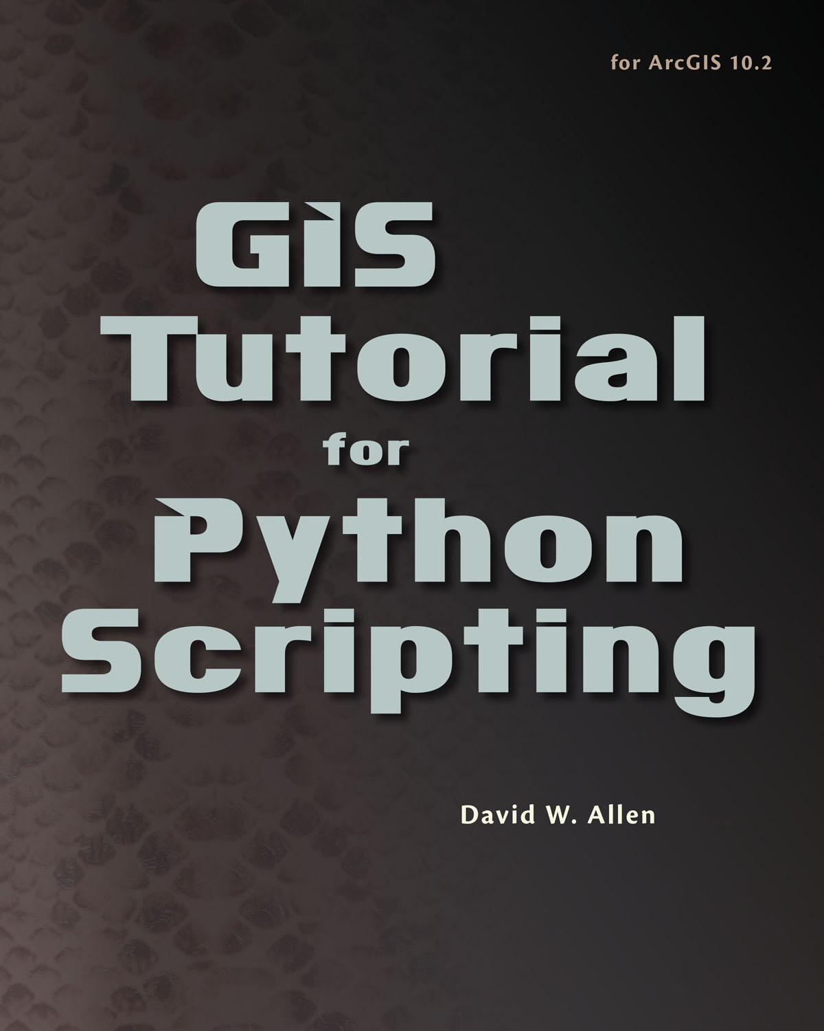 This workbook uses exercises and assignments to help students develop proficiency using Python in the ArcGIS environment.