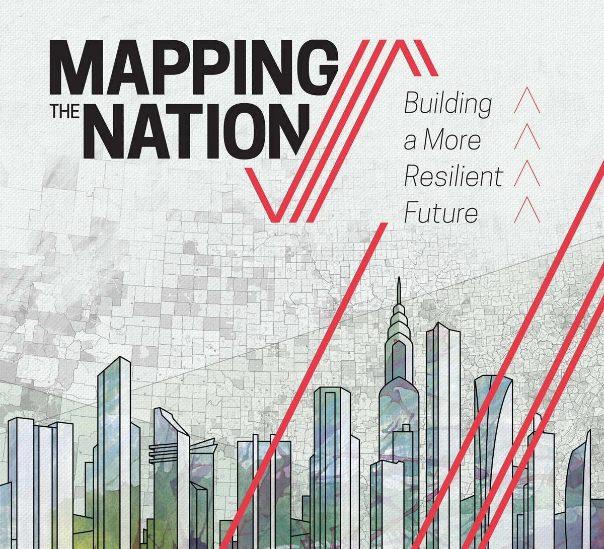 This new map book has over 100 full-color maps from more than 50 federal government agencies.