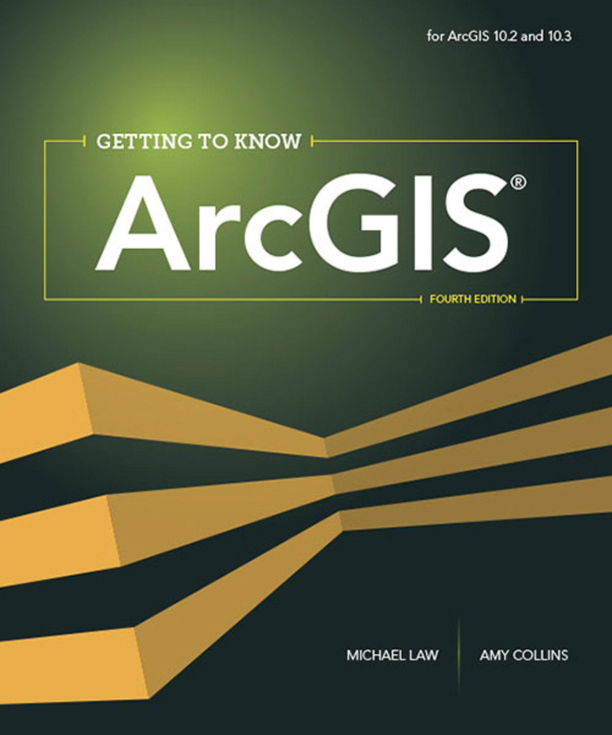 Getting to Know ArcGIS provides a comprehensive understanding of all the tools and functionality available in ArcGIS 10.3.1 for Desktop.