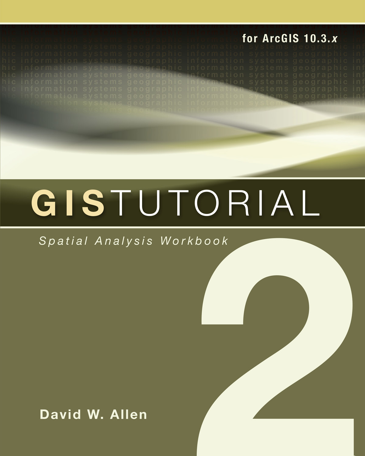 <em>GIS Tutorial 2: Spatial Analysis Workbook</em> includes step-by-step exercises that teach readers important analysis skills.