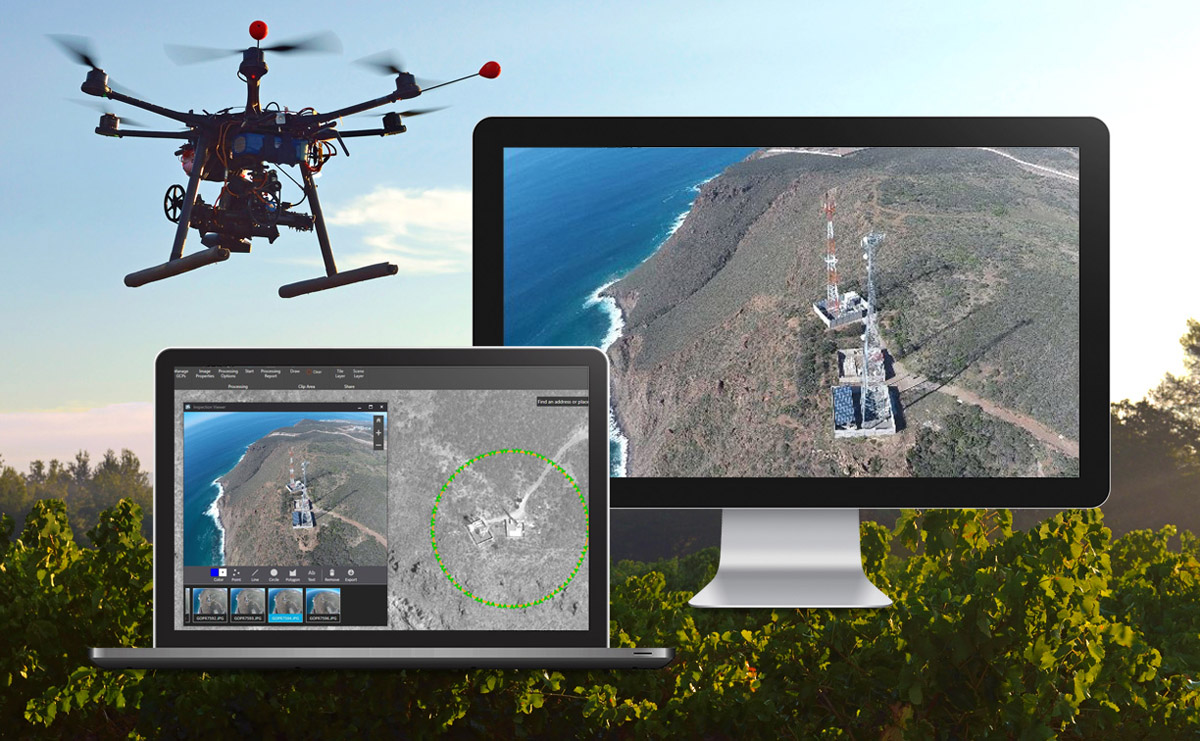 With Drone2Map, on-demand imagery can be used in ArcGIS to provide a clear, accurate picture of any asset or area.