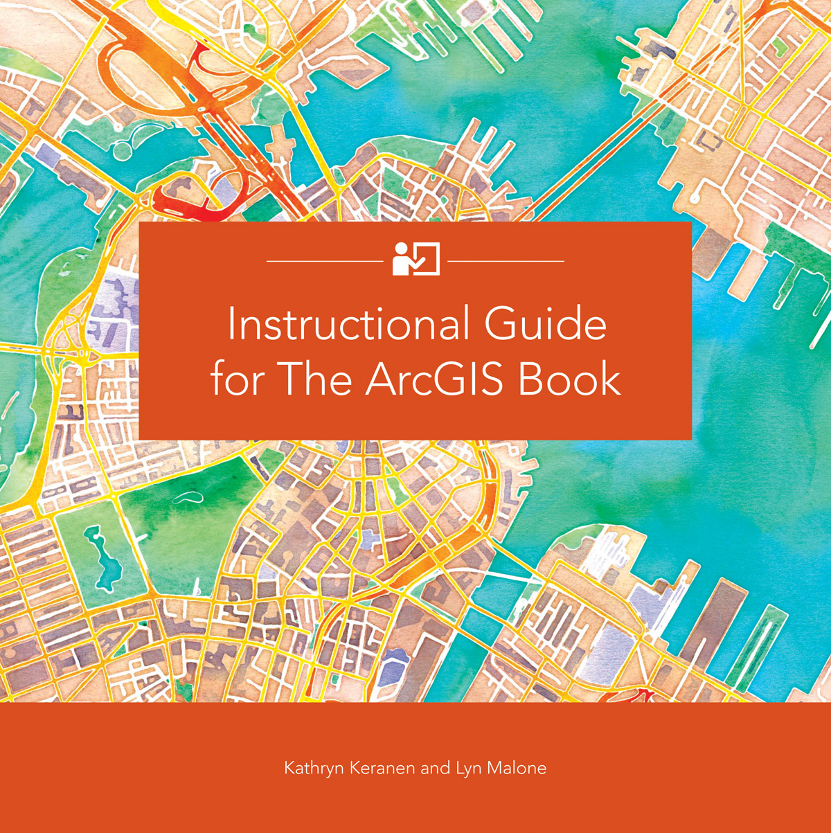 Instructional Guide to the ArcGIS Book emphasizes learning by doing, makes learning fun.