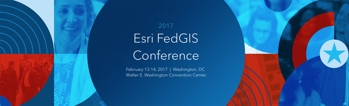 The 2017 Esri FedGIS Conference