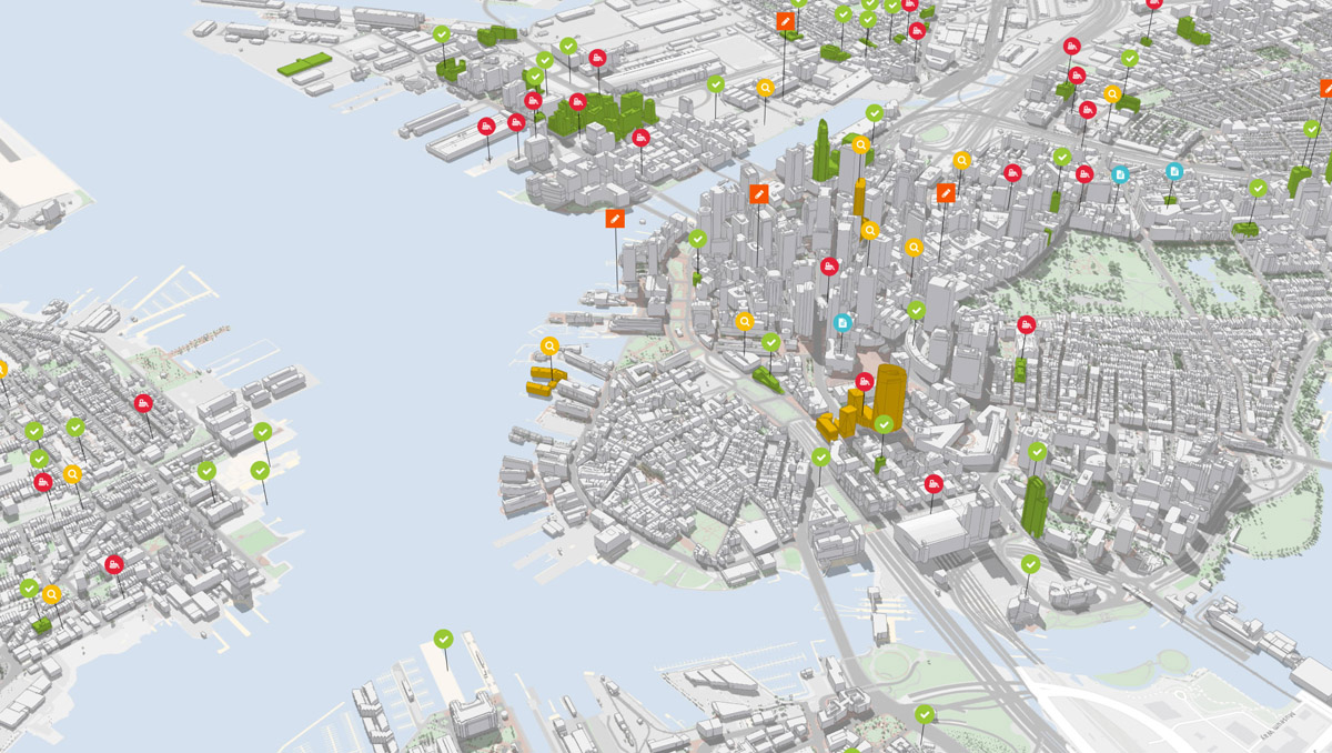 Esri developing new city planning solution called ArcGIS Urban.