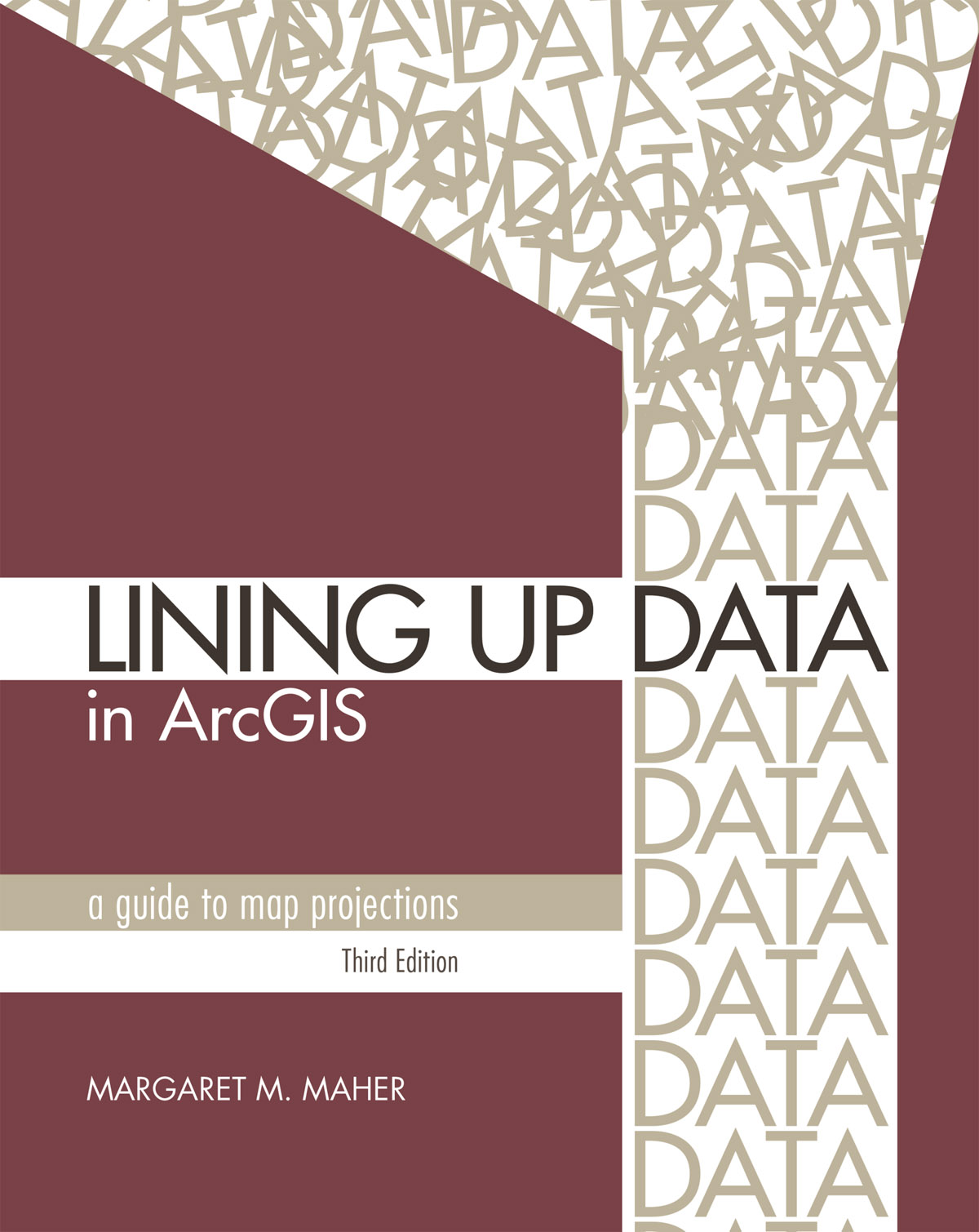Esri announces the publication of Lining Up Data in ArcGIS: A Guide to Map Projections, Third Edition.