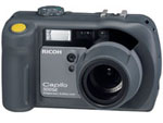 Ricoh Camera with GPS-Photo Link Software