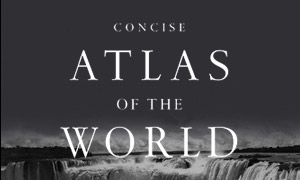 Time Concise Altas of the World