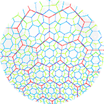 Hexagonal Shapes