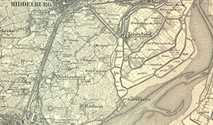 200 Years of Dutch Topo Maps