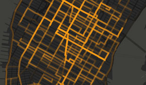 Big Apple Bicycle Map