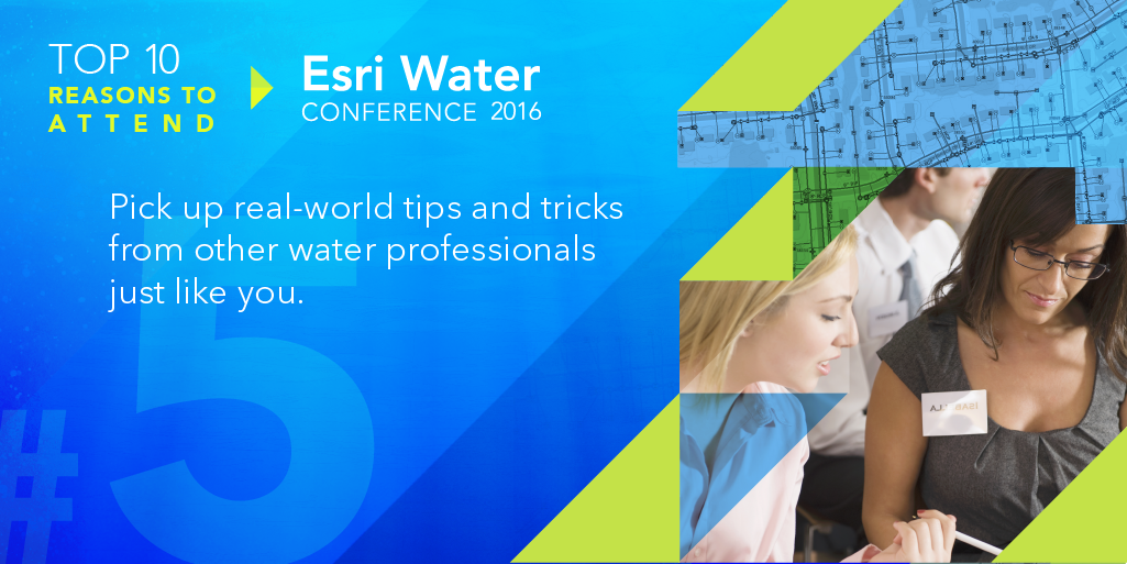 Pick up real-world tips and tricks from other water professionals just like you.